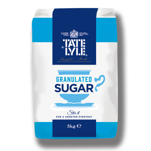 Granulated Sugar - 5kg paper bag