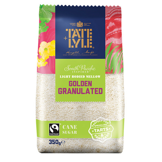 Golden Granulated Sugar